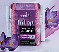 In Top - прокладки с серебром еджедневные супер тонкие