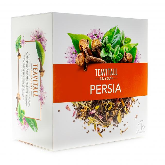 """Чайный напиток ежедневный TeaVitall Персия Anyday """"Persia"""""""