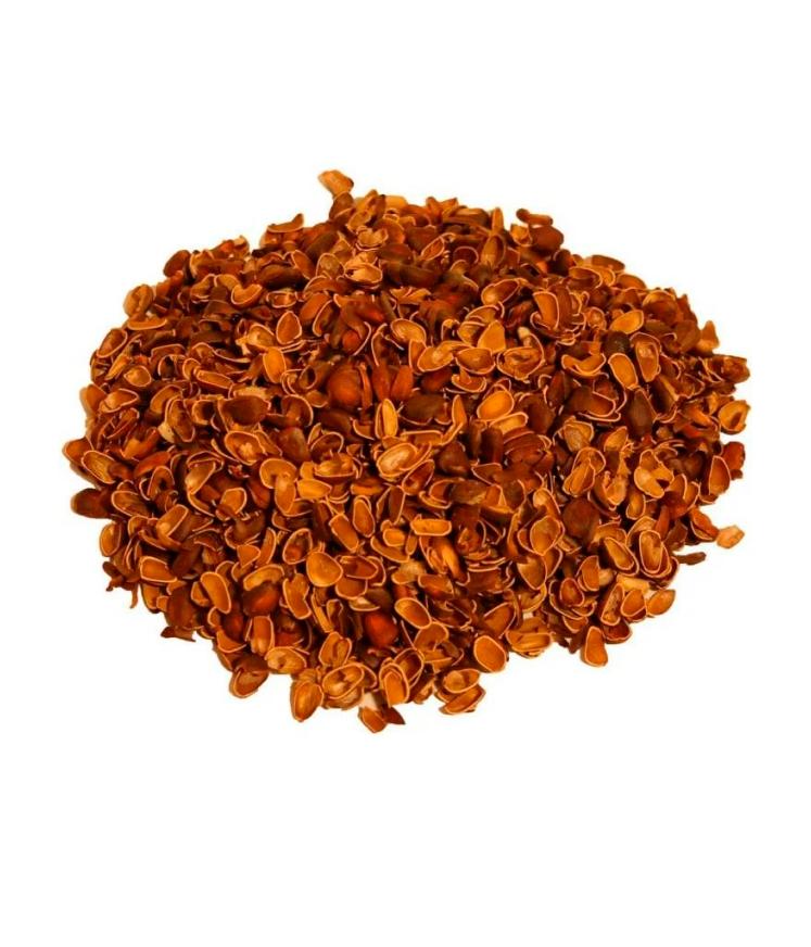 Скорлупа кедрового ореха, 150 гр