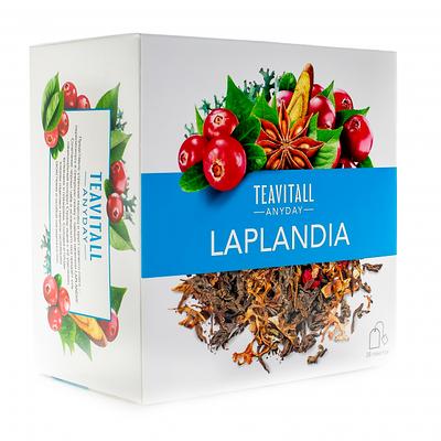 """Чайный напиток ежедневный TeaVitall Лапландия Anyday """"Laplandia"""""""