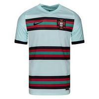 Гостевая футбольная форма сборной Португалии 2021 года