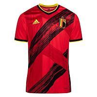 Сборная Бельгия майка игровая ЕВРО 2020 домашняя