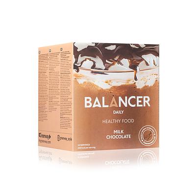 """Коктейль со вкусом """"Молочный шоколад"""" Banalcer"""
