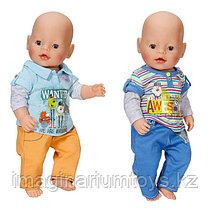 Baby Born стильная одежда для куклы мальчика Бэби Борн 822-197