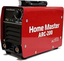 Сварочный аппарат ALTECO ARC 200 HOME MASTER 4,3кВт 20-125А 1.6-3мм ПН 35%