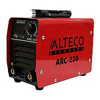 Сварочный аппарат ALTECO ARC 220 6,3кВт 20-160А 1.6-4мм ПН 35%