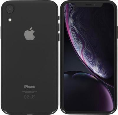 Смартфон Apple iPhone Xr 128 ГБ черный