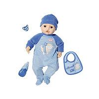Baby Annabell Бэби Аннабель Кукла-мальчик многофункциональная, 43 см 701-898