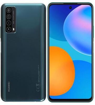 Смартфон Huawei P Smart 2021 128 ГБ зеленый