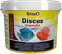 Гранулированный корм для дискусов PREMIUM DISCUS GRANULES 10л - 4кг