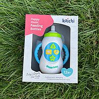 Интерактивная игрушка бутылочка для малышей