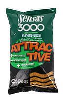 Прикормка Sensas 3000 ATTRACTIVE Feeder 1кг
