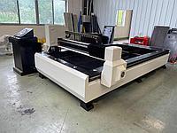 Плазменный станок 3015Q (3050х1500) с ЧПУ со столом