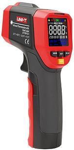 Термометр инфракрасный (пирометр)  UNI-T UT301C+ (-32°С  +600°С). Внесён в реестр РК
