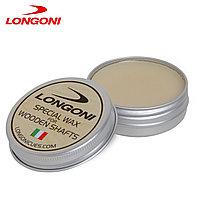 Воск для обработки кия Longoni Special Wax 30 г