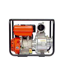 Мотопомпа бензиновая TARLAN TWP 100T (Для загрязненной воды)