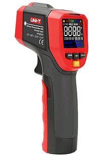 Термометр инфракрасный (пирометр)  UNI-T UT301D+ (-32°С  +600°С). Внесён в реестр РК