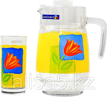 MELYS SOLEIL  набор для напитков 7 предметов, шт