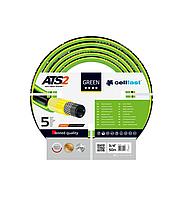 Садовый пятислойный шланг GREEN ATS 15-121 3/4(19мм) 50м | CELLFAST(Польша)