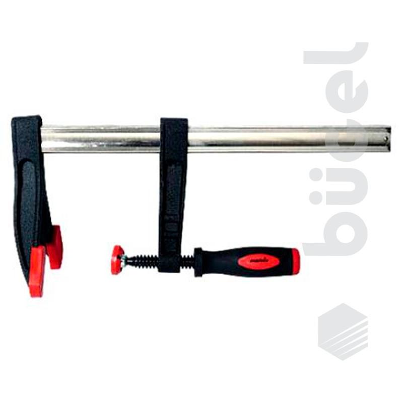 Струбцина F-образная,600х120х715 мм,двойной упор//MATRIX MASTER