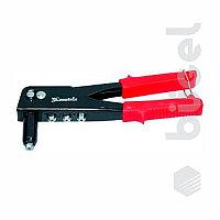 Заклепочник, 450 мм, двуручный, усиленный, заклепки 2,4-3,2-4,0-4,8 мм// SPARTA