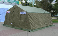 Палатка армейская Памир 8 летний вариант