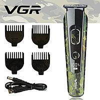 Электрическая бритва для мужчин Voyager V-271 расцветка камуфляжная