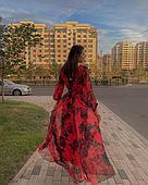 Шифоновое платье (Hanym, 2021)