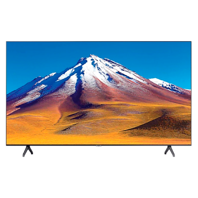 Телевизор Samsung UE50TU7090UXCE Smart 4K UHD черный