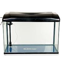 Аквариум SEA STAR HX-820F LED черный 150 л.(82*35*56)