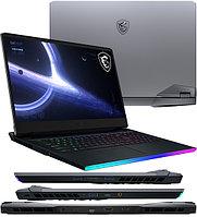 "Ноутбук MSI GE76 Raider 11UH-478KZ NB Core i7-11800H-2.3/1TB SSD/32GB/RTX3080-16GB/17.3""FHD 360Hz/Win10"