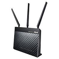 Маршрутизатор ASUS DSL-AC68U с поддержкой Wi-Fi 802.11ac, Модем ASUS ADSL