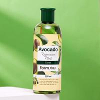 Тонер для лица FarmStay, антивозрастной, с экстрактом авокадо, Avocado Premium Pore Toner