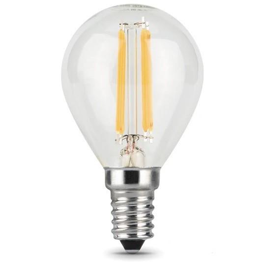 Лампа Gauss Filament 5W E14 2700K