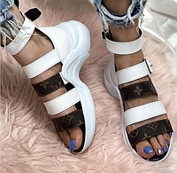 Женские сандалии Louis Vuitton