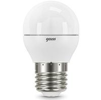 Лампа Gauss 8W E14 2700K
