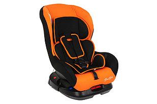 BAMBOLA Удерживающее устройство для детей 0-18 кг BAMBINO. Оранжевый/Черный.