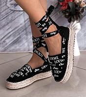 Женские сандалии Loewe