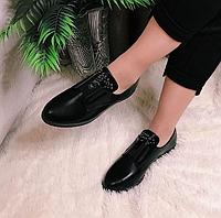 Женские туфли на низком ходу Tellet