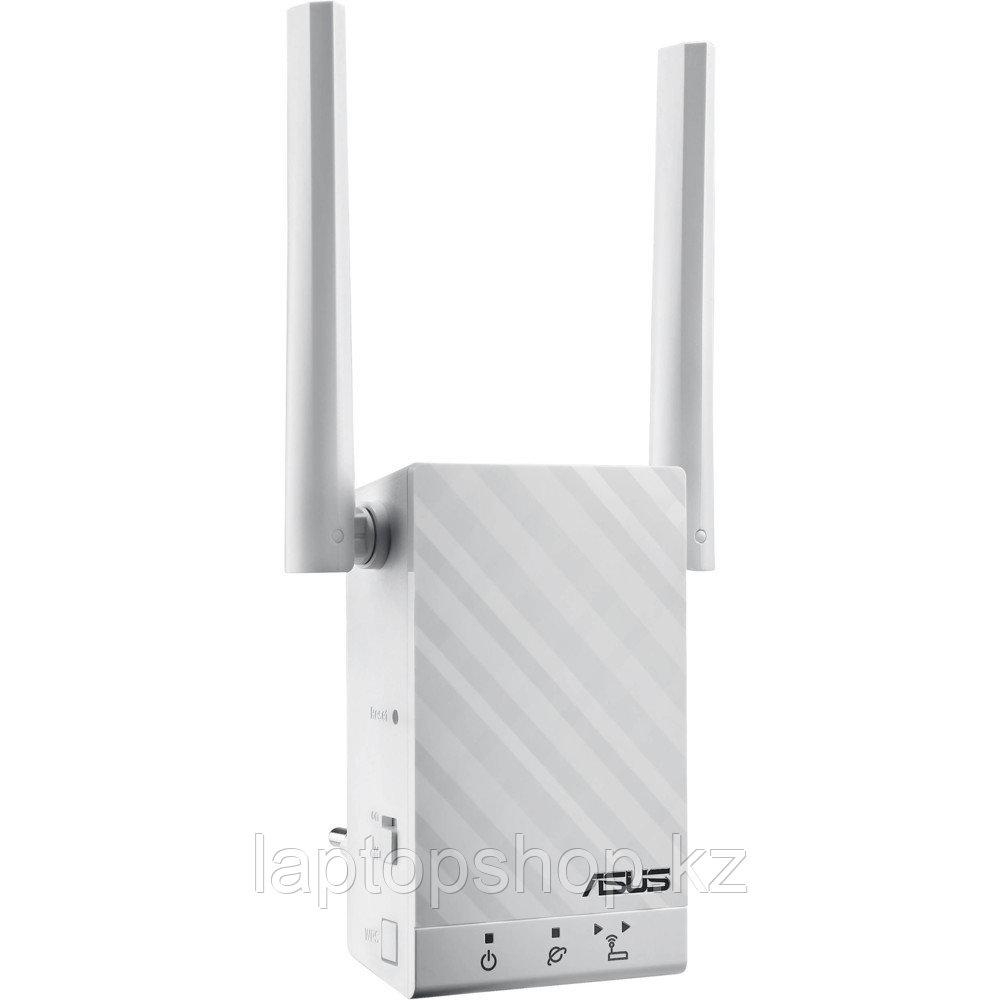 Двухдиапазонный беспроводной повторитель ASUS RP-AC55 стандарта Wi-Fi 802.11ac