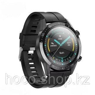 Смарт-часы Hoco DGA05 черный