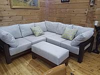 Комплект дивана с креслом