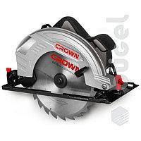 CROWN CT 15210 Пила дисковая 230мм