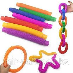 """Гибкая игрушка-антистресс """"Pop Tube"""""""