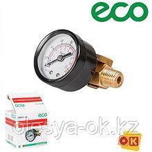 """Регулятор давления с манометром ECO AR-14 на 1/4"""" (резьбовое соединение 1/4"""") (AR-01-14)"""