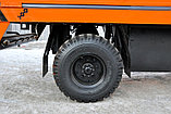 Электротележка ЕТ грузоподъемностью 2 тонны, управление сидя, пневматические шины, фото 7