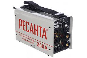Сварочный аппарат РЕСАНТА САИ-250 250А макс. электр 6мм ПН-70%