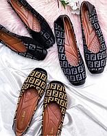 Женские туфли на низком ходу Miss Rose
