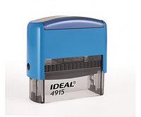 Штамп IDEAL 4915 размером 70х25 мм + Клише