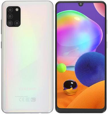 Смартфон Samsung Galaxy A31 64 ГБ белый (SM-A315FZWUSKZ)